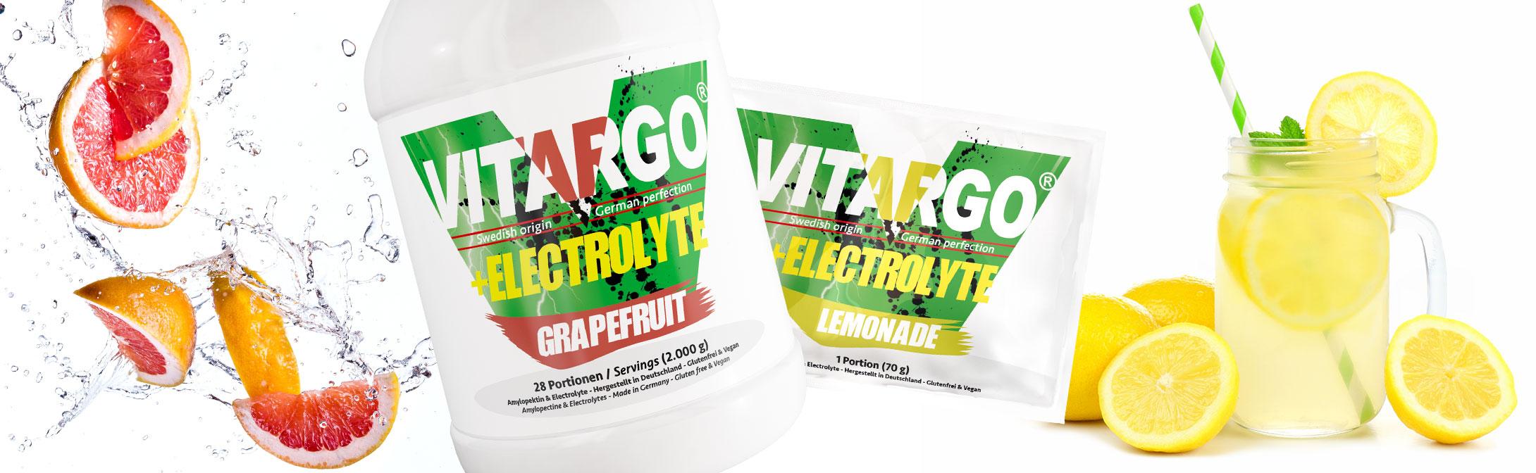 Vitargo +Elektrolyte