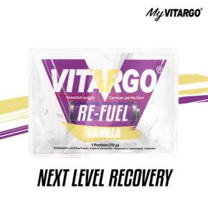 Vitargo Re-Fuel next level Recovery